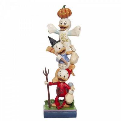Disney traditions riri fifi loulou figurine 21 5x5 5x6 5