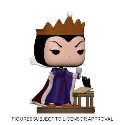 Disney villains bobble head pop n xxx queen grimhilde