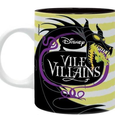 Disney villains mug 320 ml