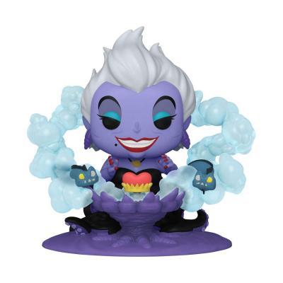Disney villains pop deluxe n xxx ursula on throne