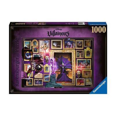 Disney yzma puzzle villainous 1000p 1