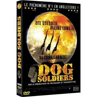 Dog soldiers dvd occasion