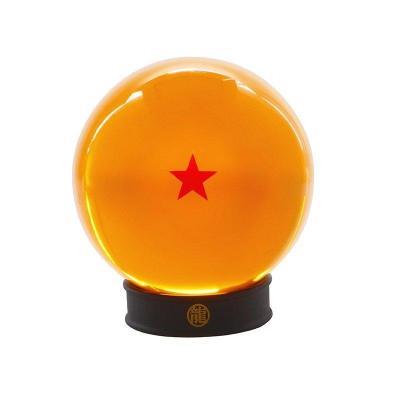Dragon ball boule de cristal 75mm 1 etoile socle collector
