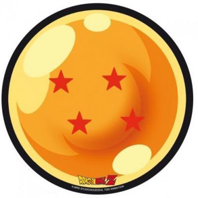 Dragon ball boule de cristal tapis de souris 21 5cm
