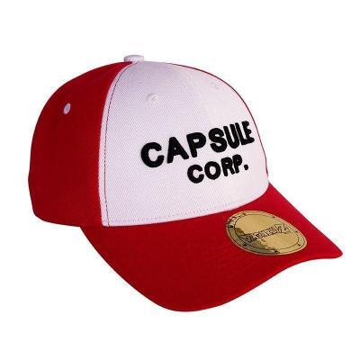 Dragon ball capsule corp casquette