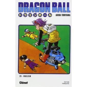 Dragon ball edition originale tome 21