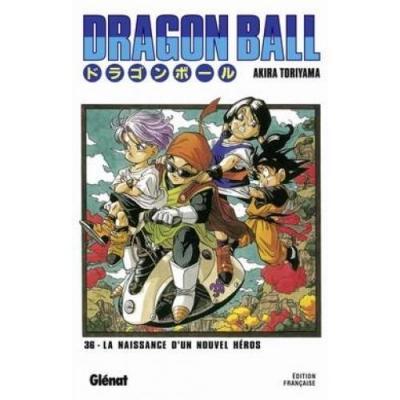 Dragon ball edition originale tome 36