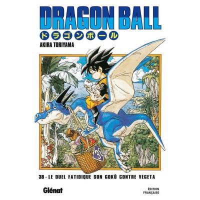 Dragon ball edition originale tome 38