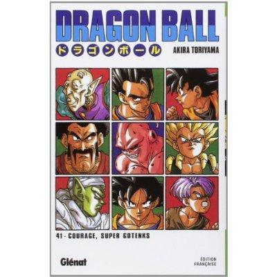 Dragon ball edition originale tome 41