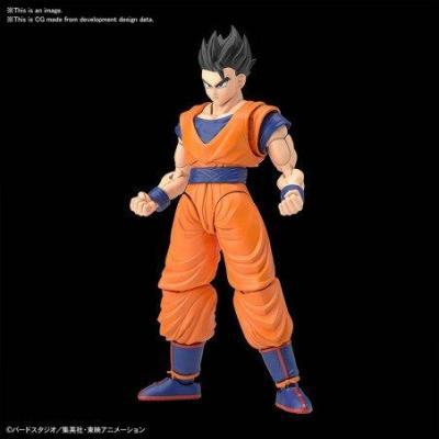Dragon ball figure rise standard ultimate son gohan model kit