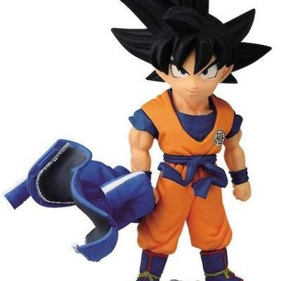 Dragon ball figurine a world collectable figure diorama 7cm vol 4