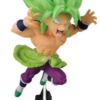 Dragon ball figurine b world collectable figure diorama 7cm vol 4