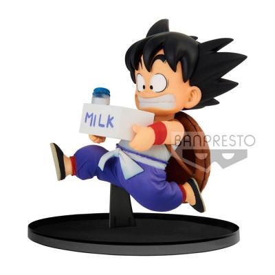 Dragon ball figurine bwfc colosseum 2 vol 7 son goku 11cm r