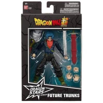 Dragon ball future trunks figurine dragon stars 17cm serie 8