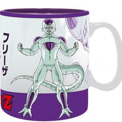 Dragon ball goku vs freezer mug 460ml
