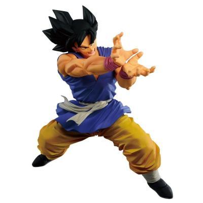 Dragon ball gt son goku figurine powerful posing 15cm