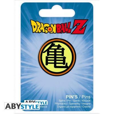 Dragon ball kame symbol pin s