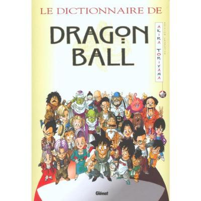 Dragon ball le dictionnaire