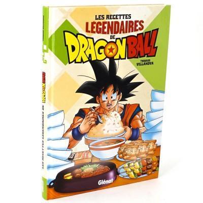 Dragon ball les recettes legendaires 2