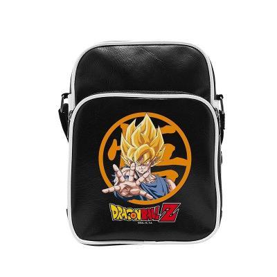 Dragon ball messenger bag vinyle dbz goku small size