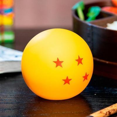 Dragon ball mini boule de cristal lampe diametre 8cm