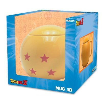 Dragon ball mug 3d 500 ml dragon ball