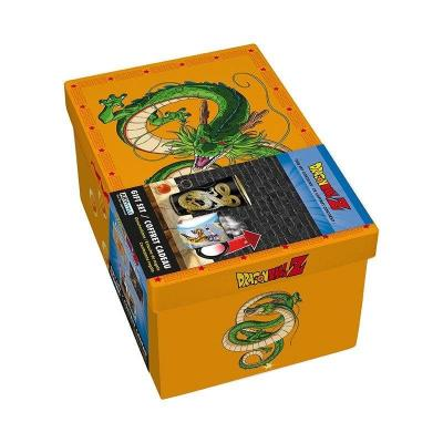 Dragon ball pack premium mug thermorea porte cles 3d verre 400ml