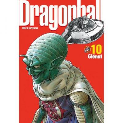 Dragon ball perfect edition tome 10