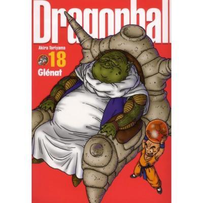 Dragon ball perfect edition tome 18