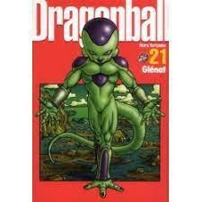 Dragon ball perfect edition tome 21