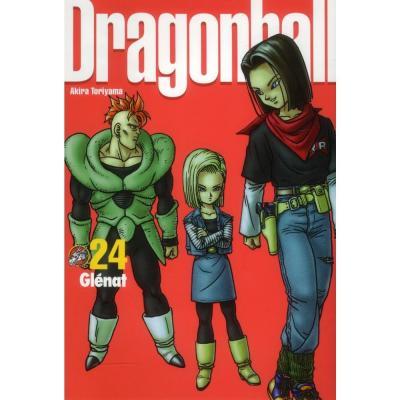 Dragon ball perfect edition tome 24