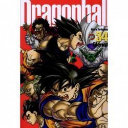 Dragon ball perfect edition tome 34