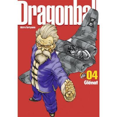 Dragon ball perfect edition tome 4