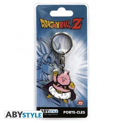 Dragon ball porte cles metal buu