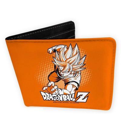 Dragon ball portefeuille vinyle dbz goku