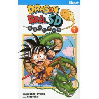 Dragon ball sd tome 1