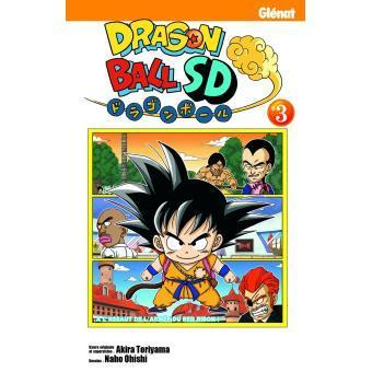 Dragon ball sd tome 3
