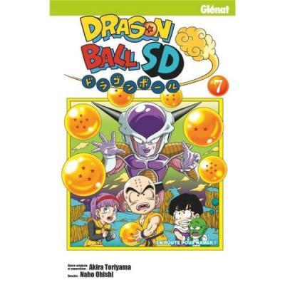 Dragon ball sd tome 7