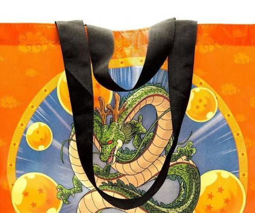 Dragon ball shopping bag 2
