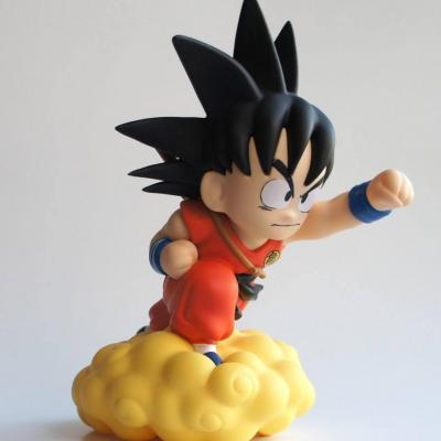 Dragon ball son goku tirelire chibi 22cm