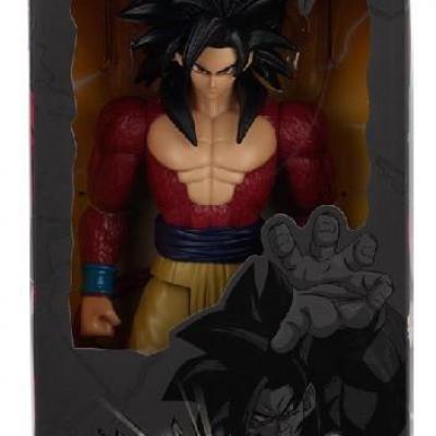 Dragon ball ss4 goku figurine geante limit breaker 30cm