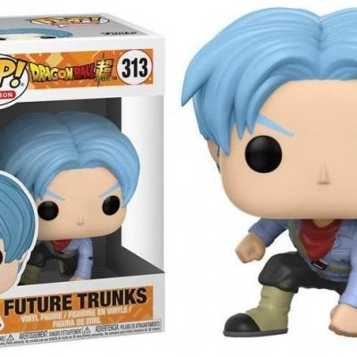 Dragon ball super bobble head pop n 313 future trunks