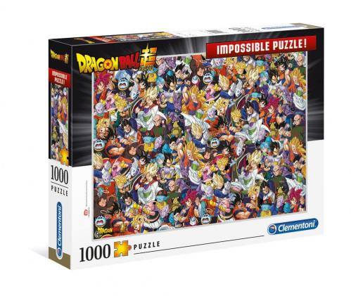 Dragon ball super characters puzzle 1000p