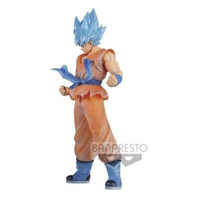 Dragon ball super figurine clearise ssgss son goku 20cm