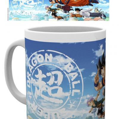 Dragon ball super flying mug 315ml