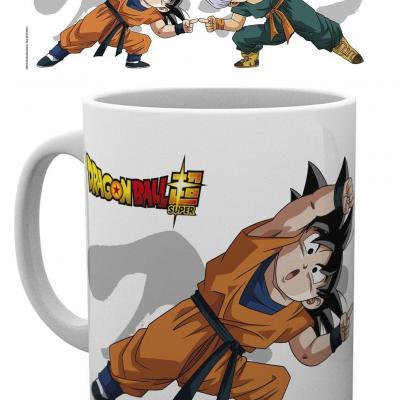 Dragon ball super fusion dance mug 315ml