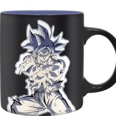 Dragon ball super goku ultra instinct mug 320ml
