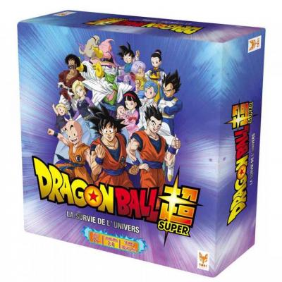 Dragon ball super le jeu de societe