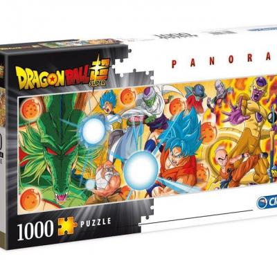 Dragon ball super panorama characters puzzle 1000p