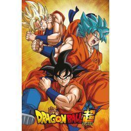 Dragon ball super poster 61x91 goku
